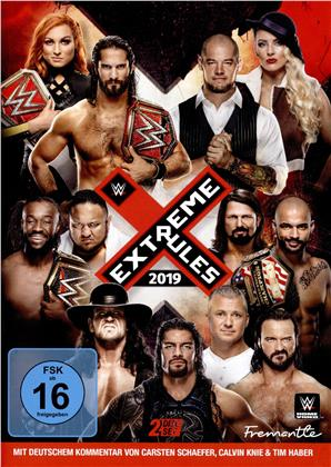 WWE: Extreme Rules 2019 (2 DVDs)