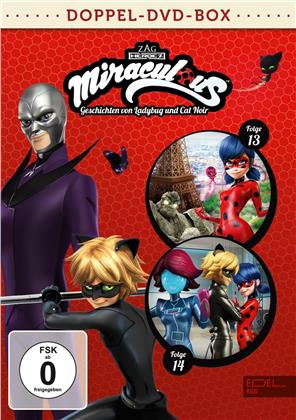 Miraculous - Vol. 13 + 14 (2 DVDs)
