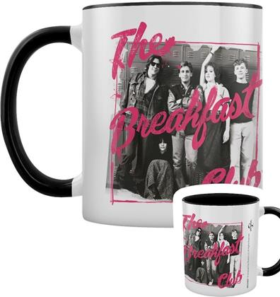 The Breakfast Club - Cool - Black Coloured Inner Mug