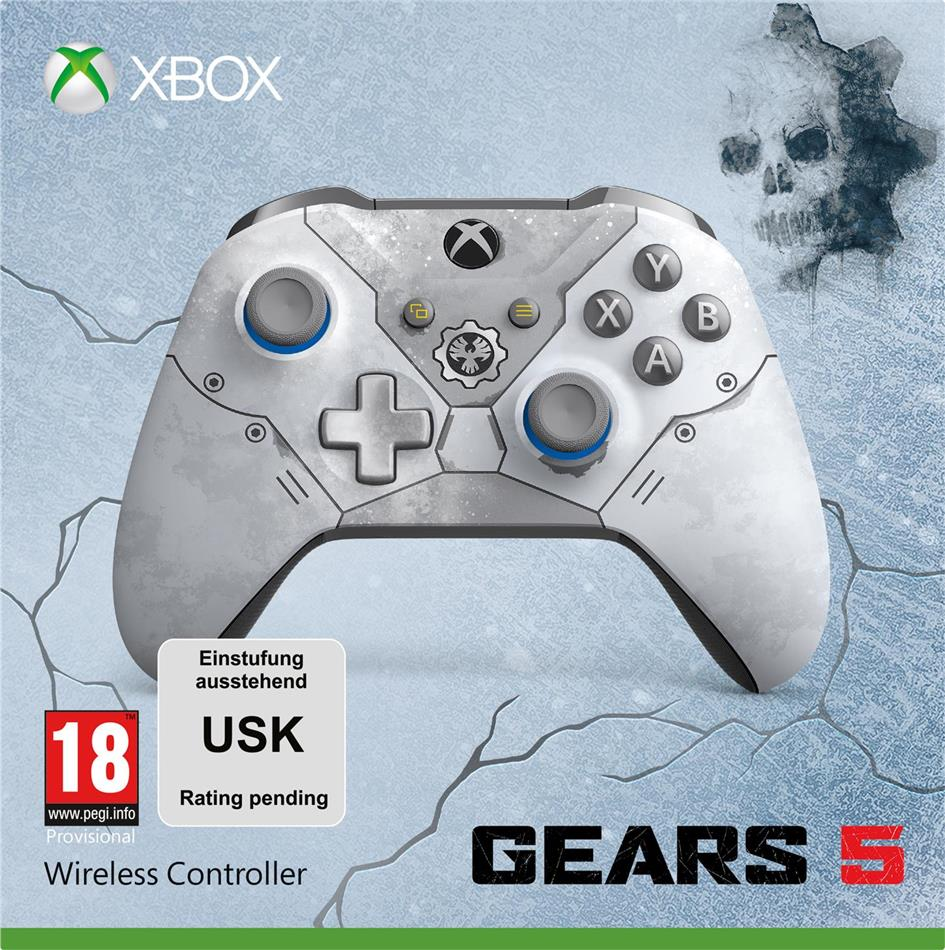 XBOX ONE Wireless Controller Gears 5 Kait (Limited Edition)