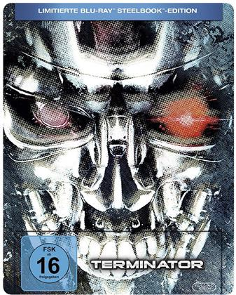 Terminator (1984) (Limited Edition, Steelbook)