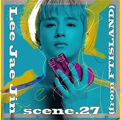 Jae Jin Lee (From Ftisland) (K-Pop) - Scene.27 (CD + DVD)