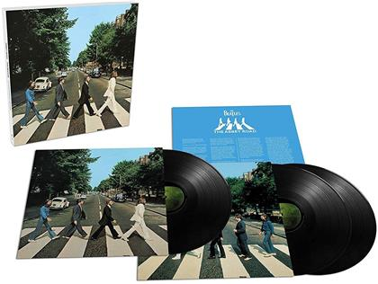 The Beatles - Abbey Road (50th Anniversary Edition, Deluxe Edition, 3 LPs)