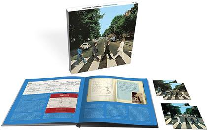 The Beatles - Abbey Road (Super Deluxe Boxset, Anniversary Edition, 3 CDs + DVD)