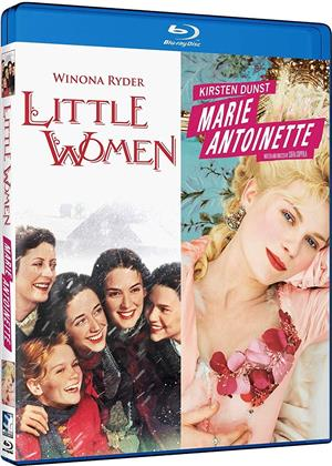 Little Women (1994) / Marie Antoinette (2006) (2 Blu-rays)