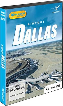 X-Plane 11 - Addon Airport Dallas Fort Worth International