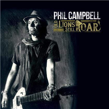 Phil Campbell (Motörhead) - Old Lions Still Roar (Gatefold, Black Vinyl, LP)
