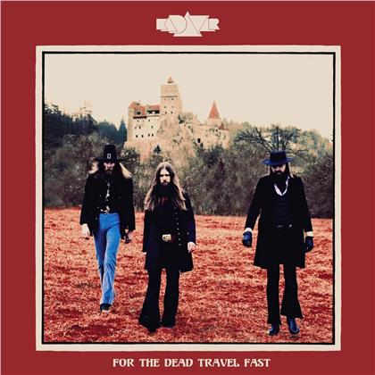 Kadavar - For The Dead Travel Fast (Digipack, CD + Blu-ray)