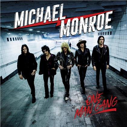 Michael Monroe (Hanoi Rocks) - One Man Gang (LP)