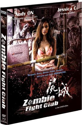 Zombie Fight Club (2014) (Cover A, Limited Edition, Mediabook, Uncut, Blu-ray + DVD)