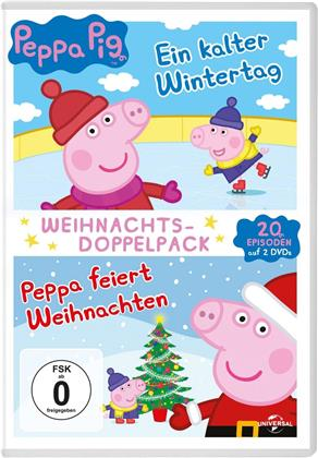 Peppa Pig - Weihnachts-Doppelpack (2 DVDs)