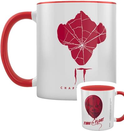 It Chapter 2 - Time to Float - Red Coloured Inner Mug
