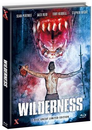 Wilderness (2006) (Cover A, Limited Edition, Mediabook, Uncut, Blu-ray + DVD)