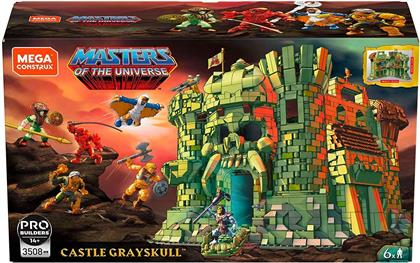 Mega Construx Masters Of The Universe - Masters Of The Universe Castle Grayskull