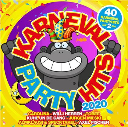 Karneval Party Hits 2020 (2 CDs)
