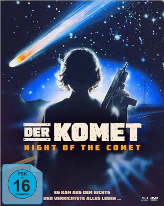 Der Komet - Night of the Comet (1984) (Cover B, Mediabook, Blu-ray + DVD)