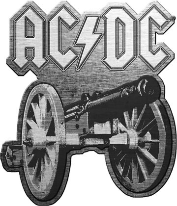 AC/DC - For Those About To Rock (Metal Pin Badge)