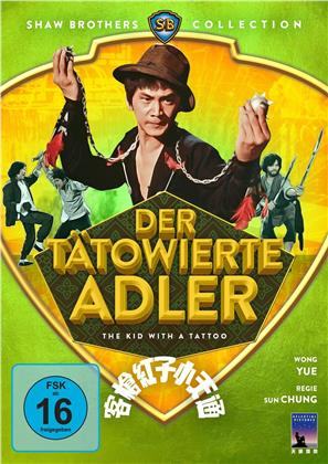 Der tätowierte Adler (1980) (Shaw Brothers Collection)