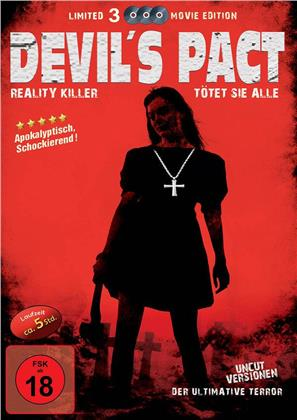 Devil's Pact (Uncut, 3 DVDs)