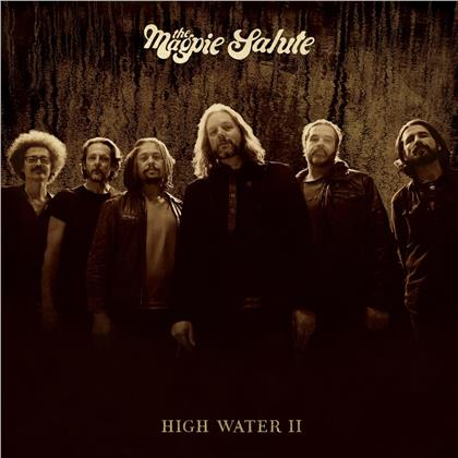 The Magpie Salute - High Water II (Brown Vinyl, 2 LPs + Digital Copy)