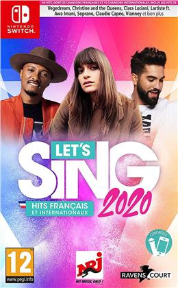 Let's Sing 2020 Hits français et internationaux