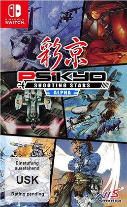 Psikyo Shooting Stars Alpha (Limited Edition)