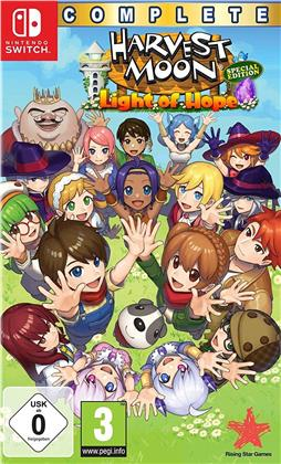 Harvest Moon Light of Hope Complete (Special Edition)