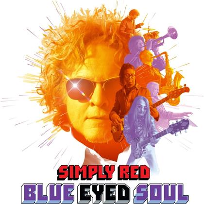 Simply Red - Blue Eyed Soul (Digipack)