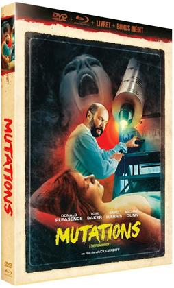Mutations (1974) (Collector's Edition, Blu-ray + DVD)