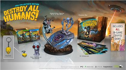 Destroy All Humans! (Collector's Edition)