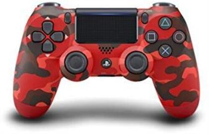 PS4 Controller original rot camouflage wireless Dual Shock 4