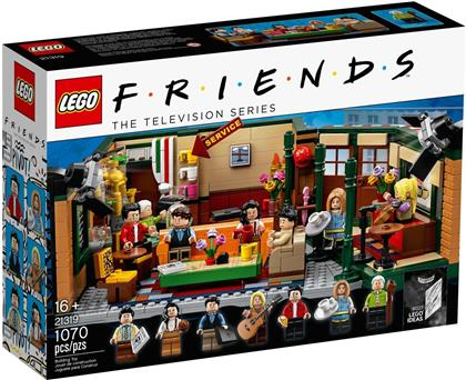 Central Perk (F.R.I.E.N.D.S.) - Lego Ideas, TV-Serie