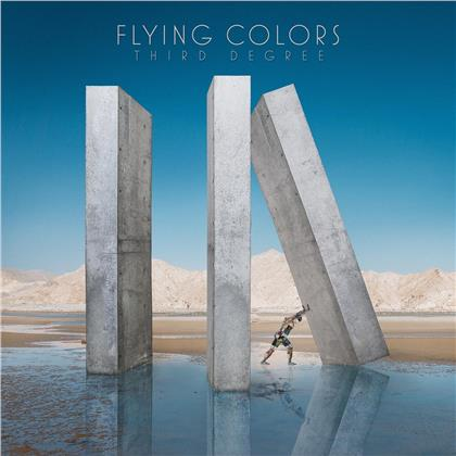 Flying Colors (Portnoy/Morse/Morse) - Third Degree (Digipack)