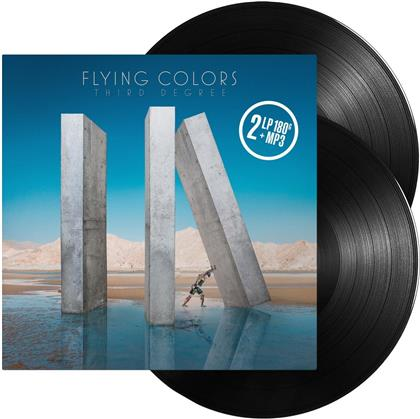 Flying Colors (Portnoy/Morse/Morse) - Third Degree (2 LPs)