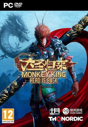 Monkey King - Hero is Back