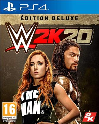 WWE 2K20 (Édition Deluxe)