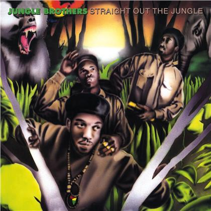 Jungle Brothers - Straight Out The Jungle (2019 Reissue, 2 LPs)