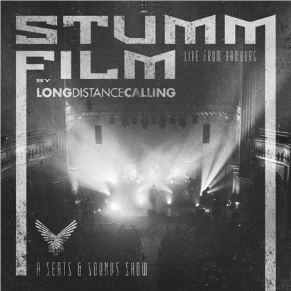 Long Distance Calling - Stummfilm - Live From Hamburg (2 CD + Blu-ray)