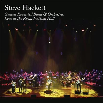 Steve Hackett - Genesis Revisited Band & Orchestra (Digipack, 2 CD + Blu-ray)