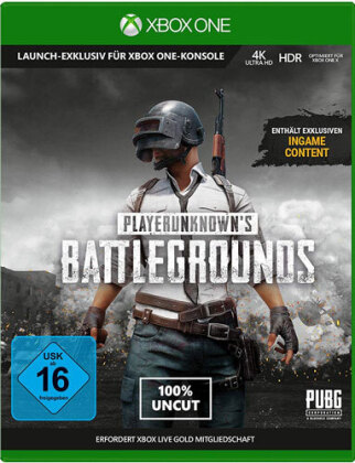 Playerunknown's Battleground - 1.0 Edition (German Edition)