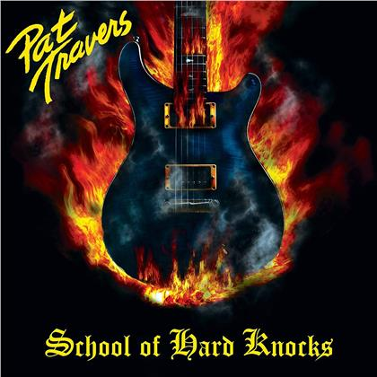 Pat Travers - School Of Hard Knocks (2019 Reissue, + Bonustracks, Remastered)