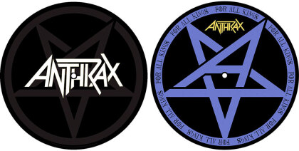 Anthrax - Pentathrax / For All Kings (2 Slipmats)