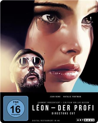 Leon - Der Profi (1994) (25th Anniversary Limited Edition, Steelbook)