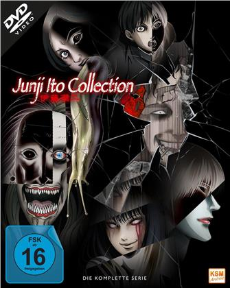 Junji Ito Collection - Die komplette Serie (Gesamtedition, 3 DVDs)