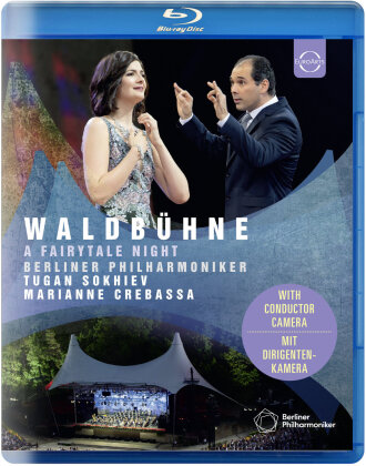 Berliner Philharmoniker, Tugan Sokhiev & Marianne Crebassa - Waldbühne - Midsummer Night Dreams