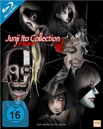 Junji Ito Collection - Die komplette Serie (Gesamtedition, 3 Blu-rays)