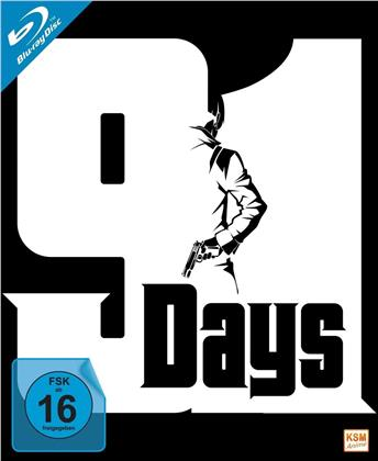 91 Days (Gesamtedition, 3 Blu-rays)