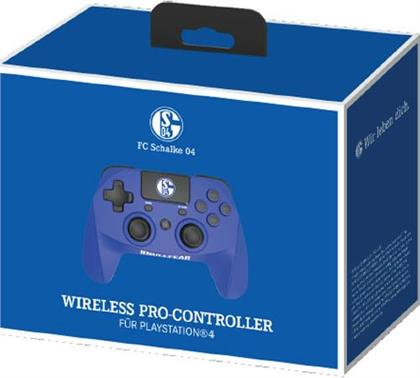 PS4 Controller Pro Schalke 04 wireless