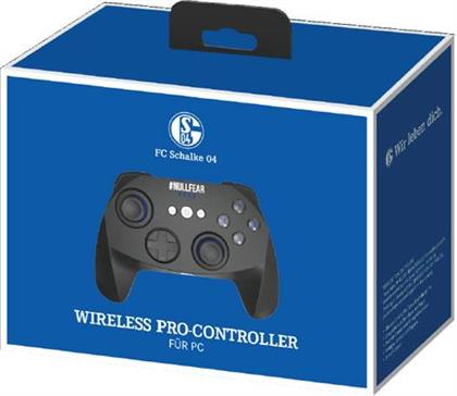 PC Gamepad Pro Schalke 04 wireless