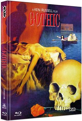 Gothic (1986) (Cover B, Limited Edition, Mediabook, Blu-ray + DVD)